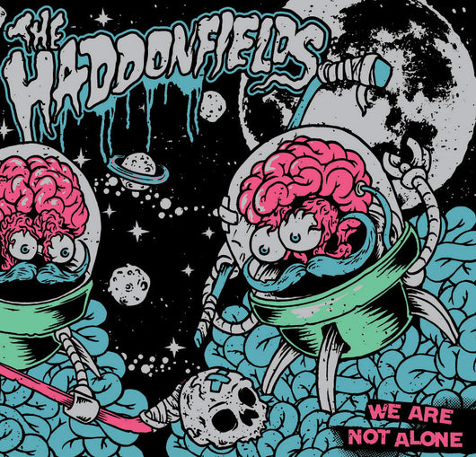 The Haddonfields - We Are Not Alone - LP