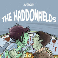 The Haddonfields / Jetty Boys - Digital Download