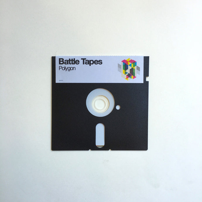 Polygon Floppy Disk + Digital Download