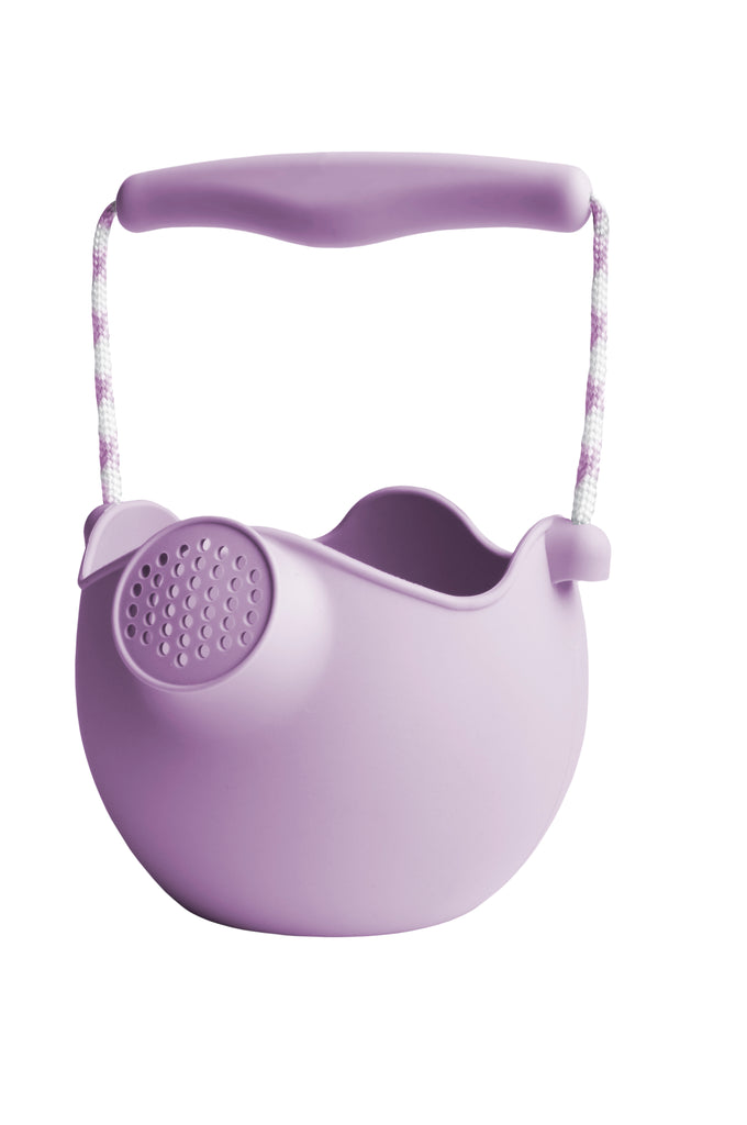 Scrunch Watering Bucket - Dusty Purple