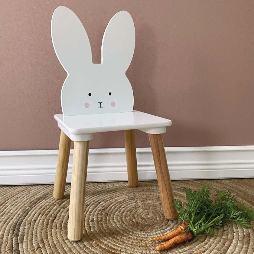 Bunny Chair - white