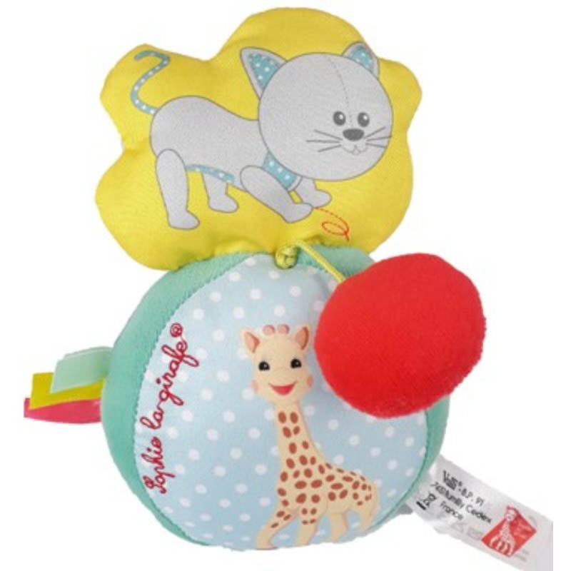Sophie la Girafe Ball with vibrations and sounds