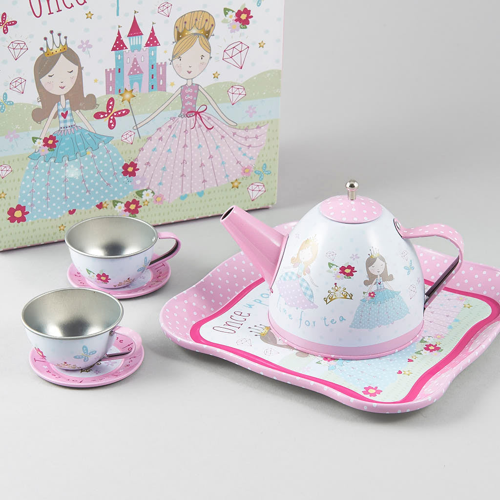 Floss and Rock Tea Set - Princess