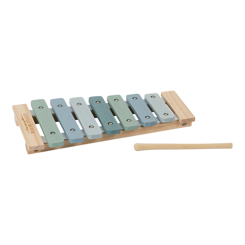 Little Dutch Xylophone - Blue