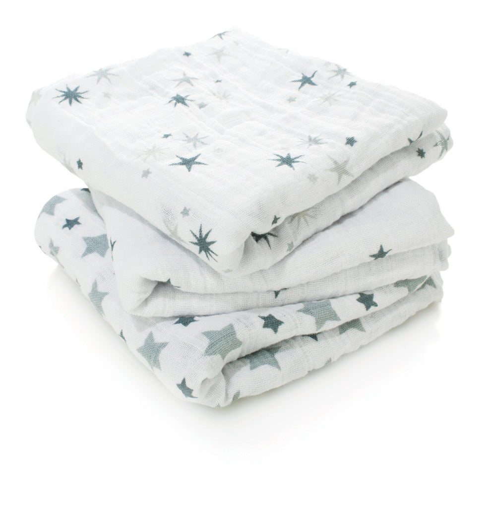 aden + anais twinkle 3-pack muslin squares