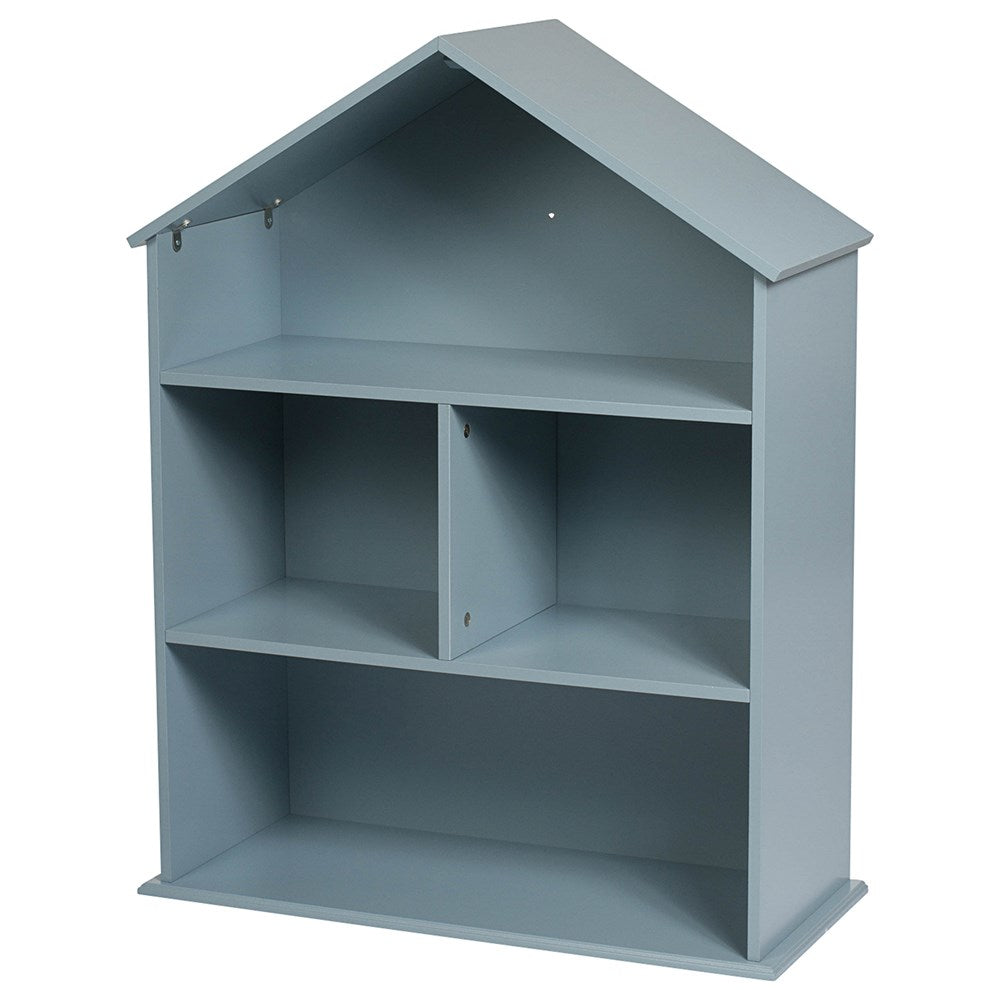 Bookshelf House - Grey