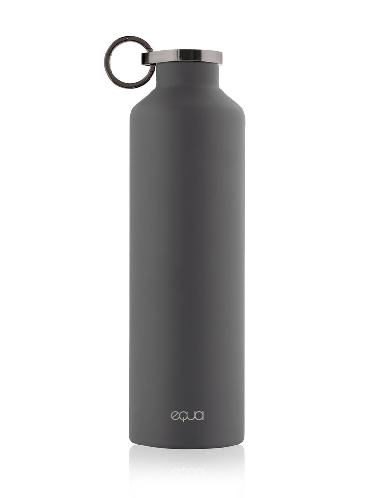 Equa stainless steel thermo bottle - Pink Blush