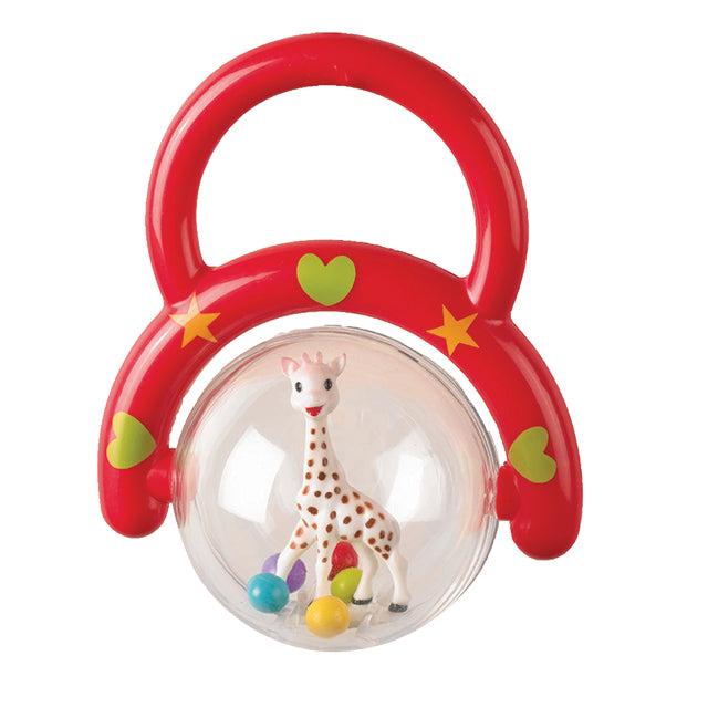 Sophie La Girafe Handle Rattle