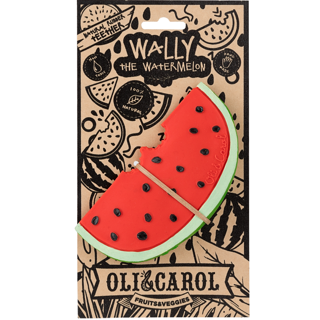 Oli&Carol Wally the Watermelon