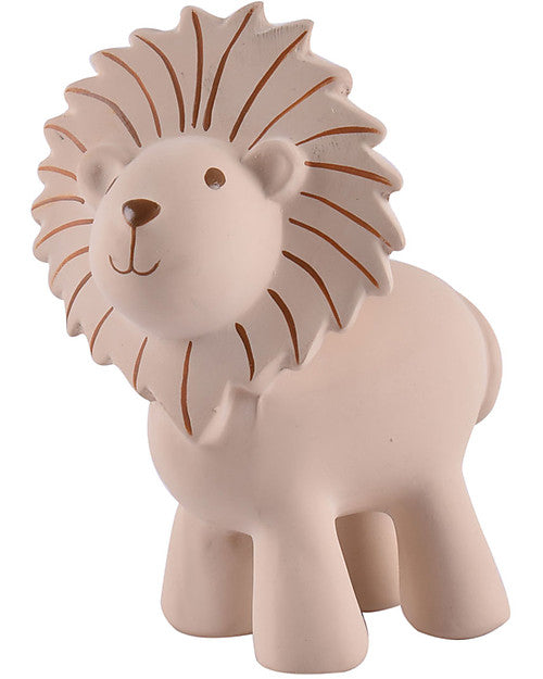 Tikiri 3-in-1 Bath Toy, Rattle & Teether - Lion