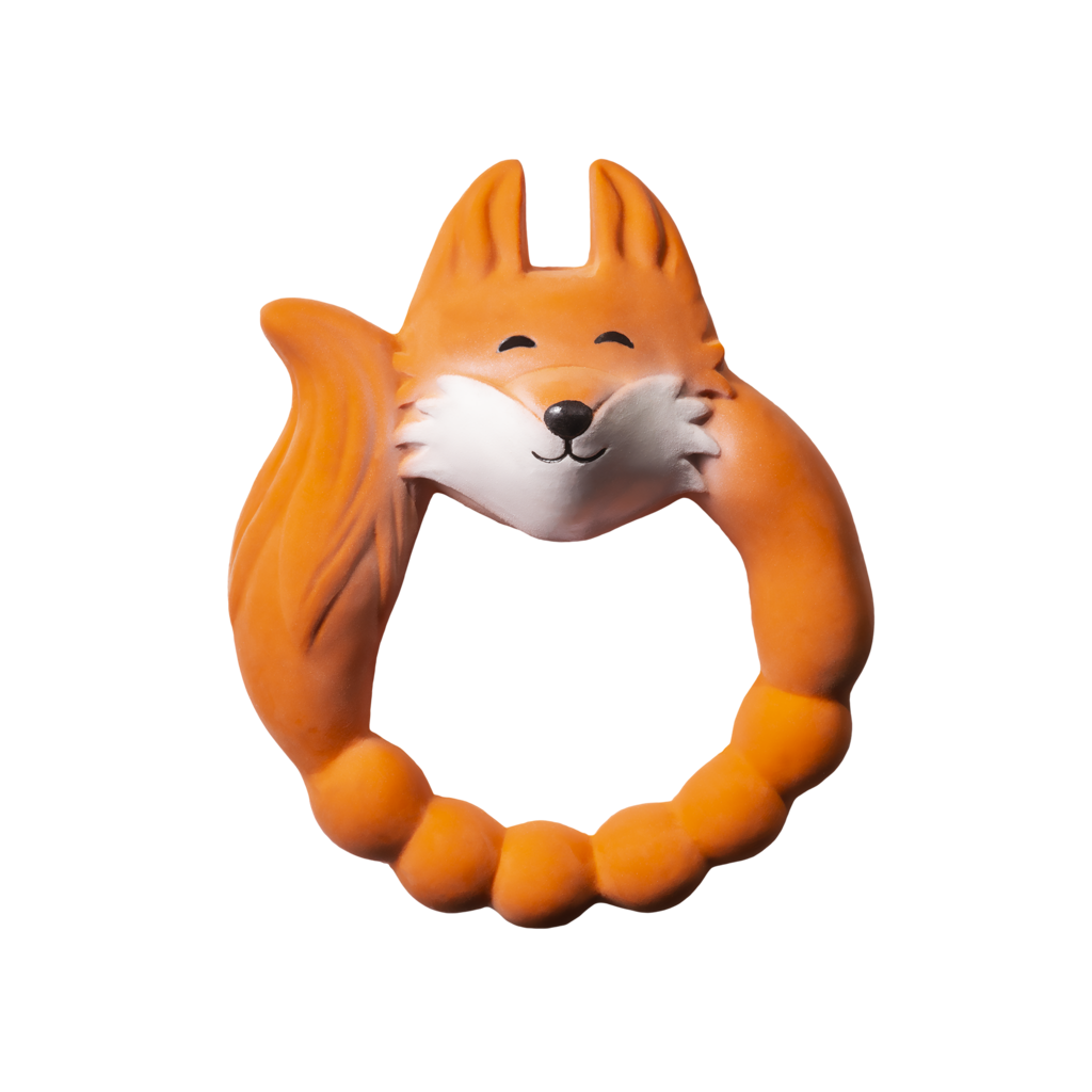 Natruba Fox Teether