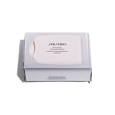 Shiseido Essentials Perfect Cleansing Refreshing Sheets