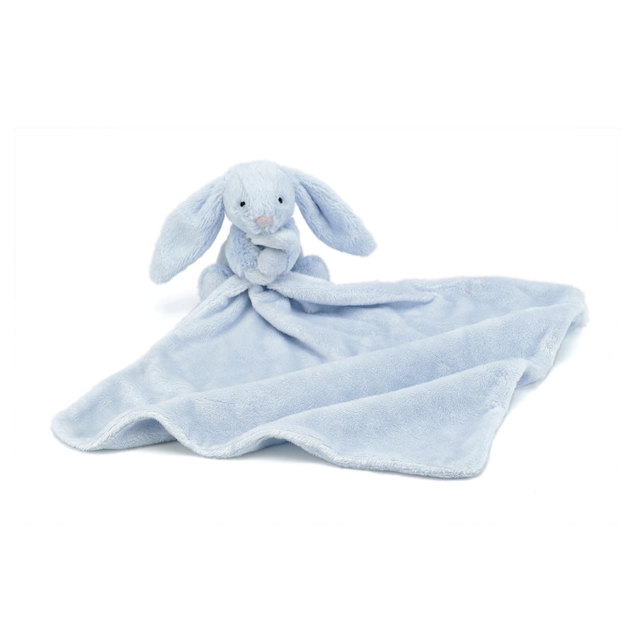 Jellycat Blue Bashful Bunny Soother