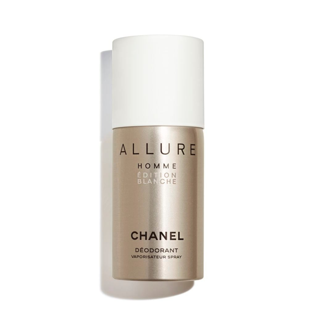 Chanel ALLURE HOMME ÉDITION BLANCHE Deodorant spray
