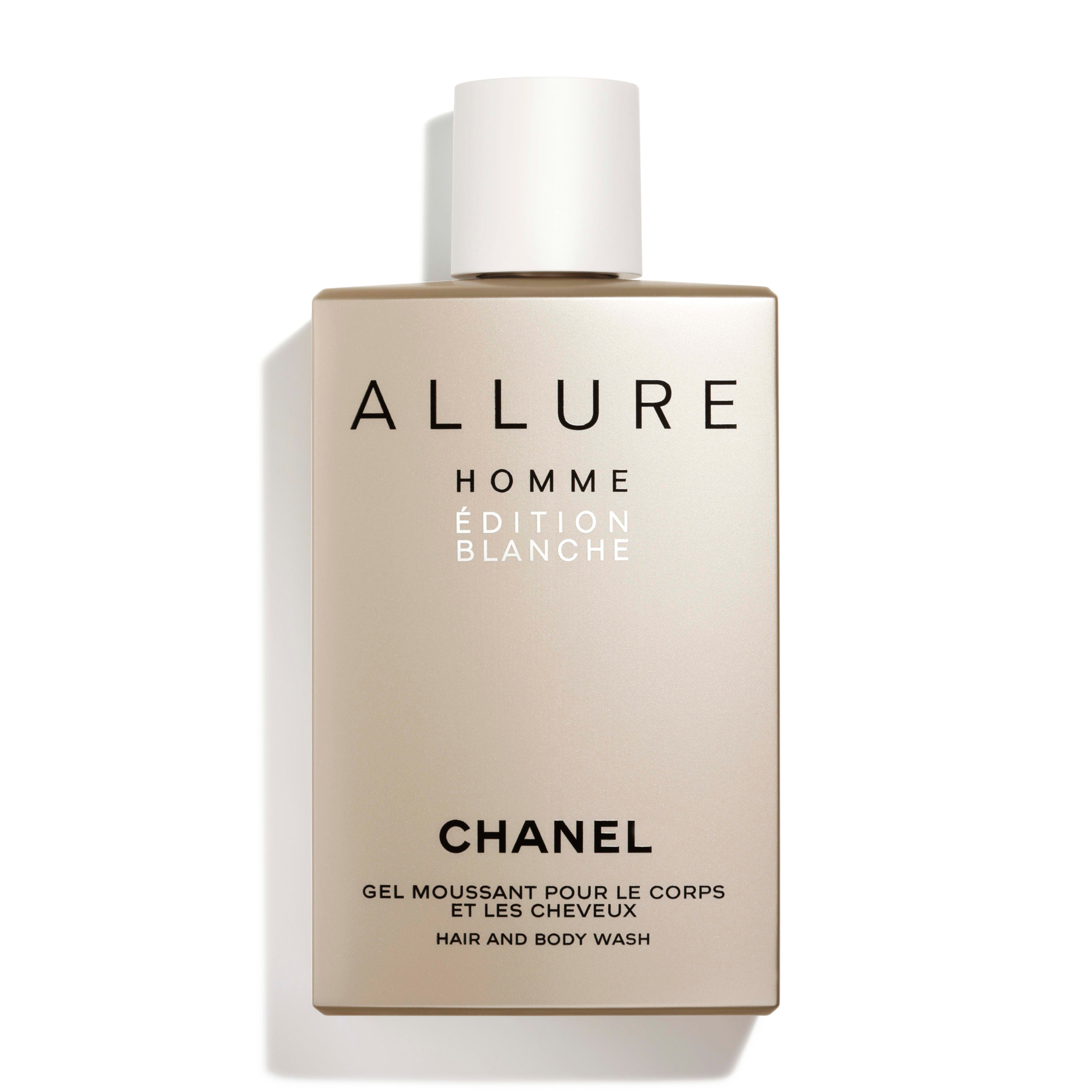 167d18bd Chanel ALLURE HOMME ÉDITION BLANCHE Shower gel (hair & body wash)