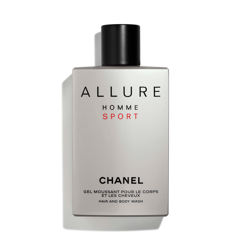 Chanel ALLURE HOMME SPORT Shower gel (hair & body wash)