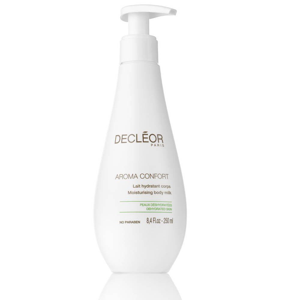 DECLEOR AROMA CONFORT SYSTEME CORPS MOISTURISING BODY MILK