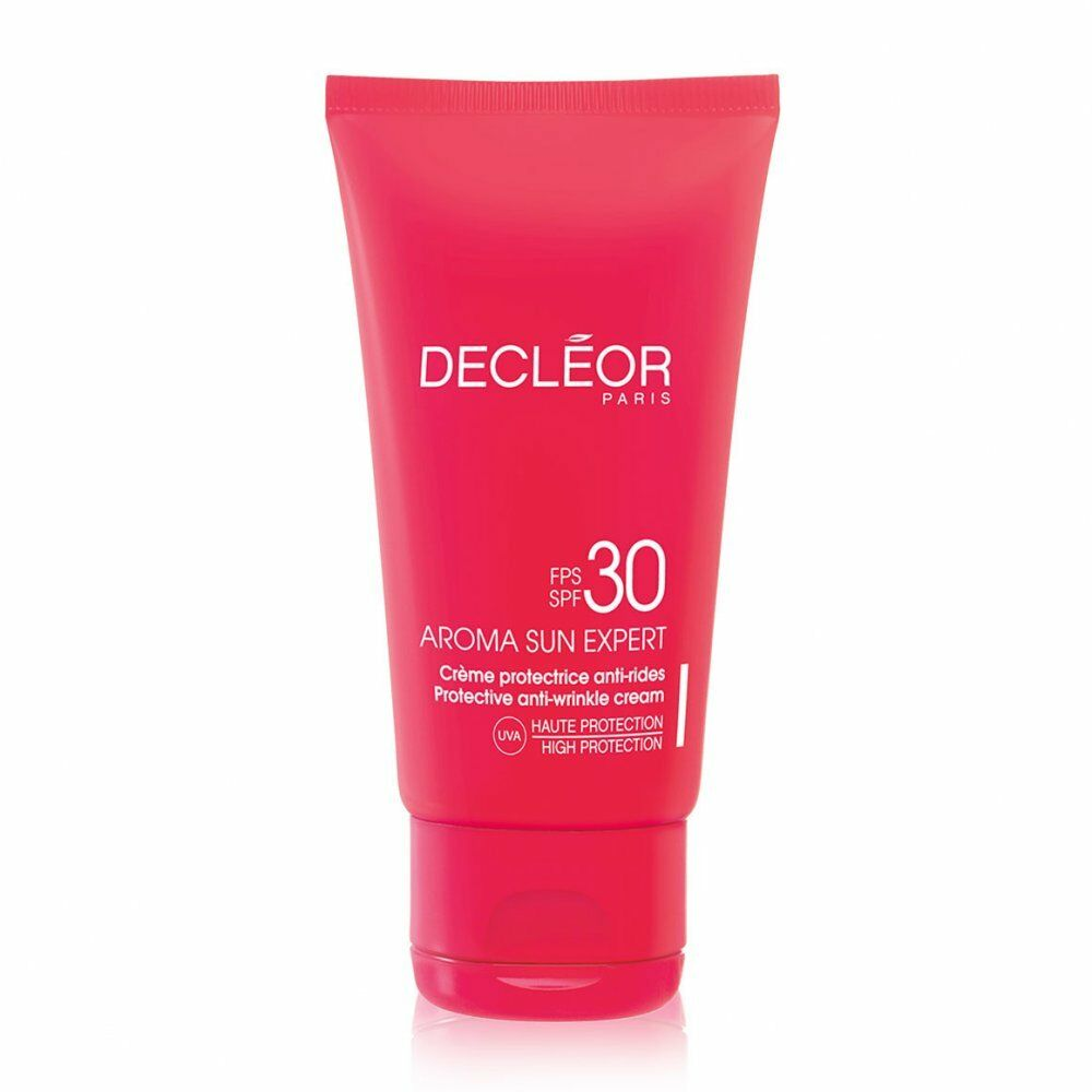 DECLEOR AROMA SUN EXPERT - FACE - PROTECTIVE ANTI-WRINKLE CREAM SPF 30