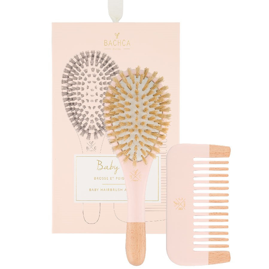 Bachca Paris - Baby Hair Kit Pink
