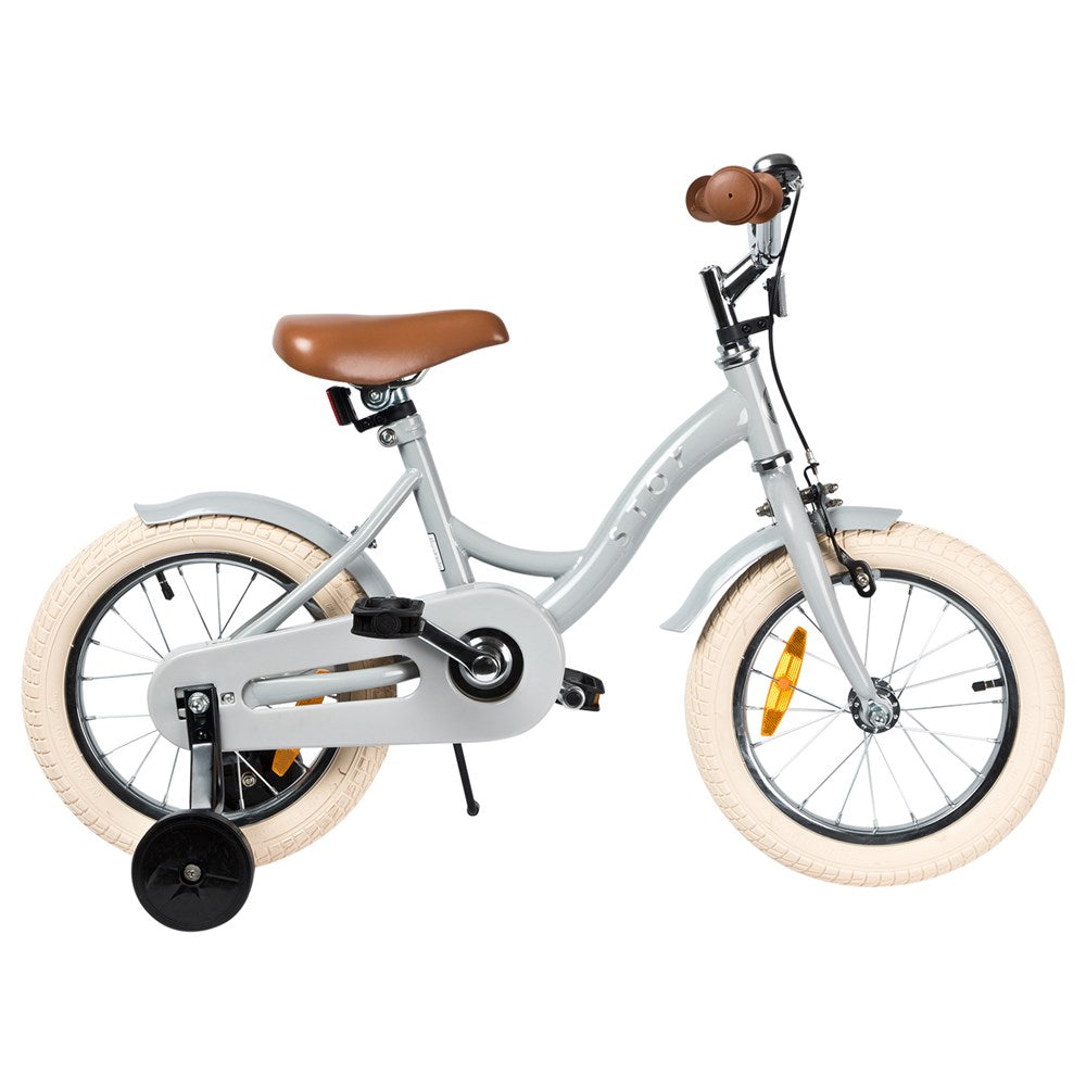 "Stoy Bicycle 12"" Vintage Light Grey (3+ years)"