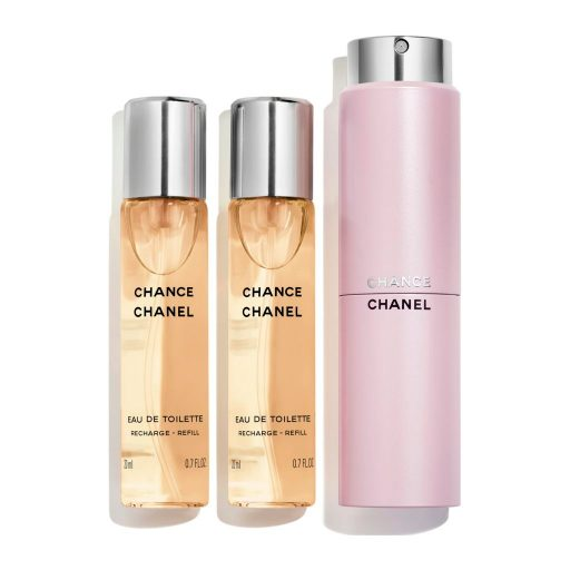 CHANEL CHANCE Eau de toilette twist and spray