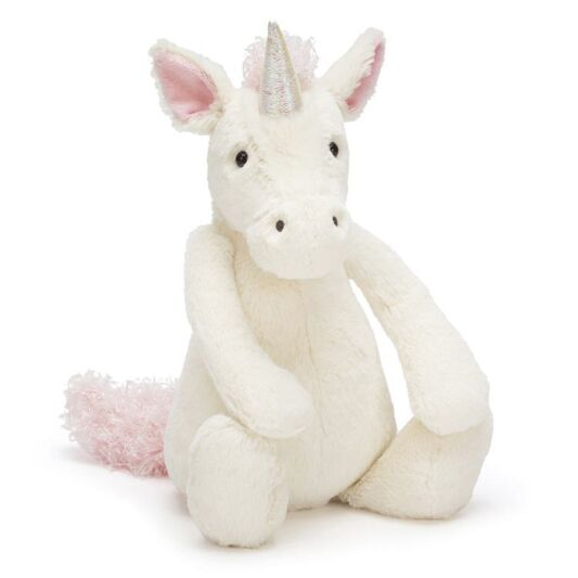 Bashful Unicorn - Medium