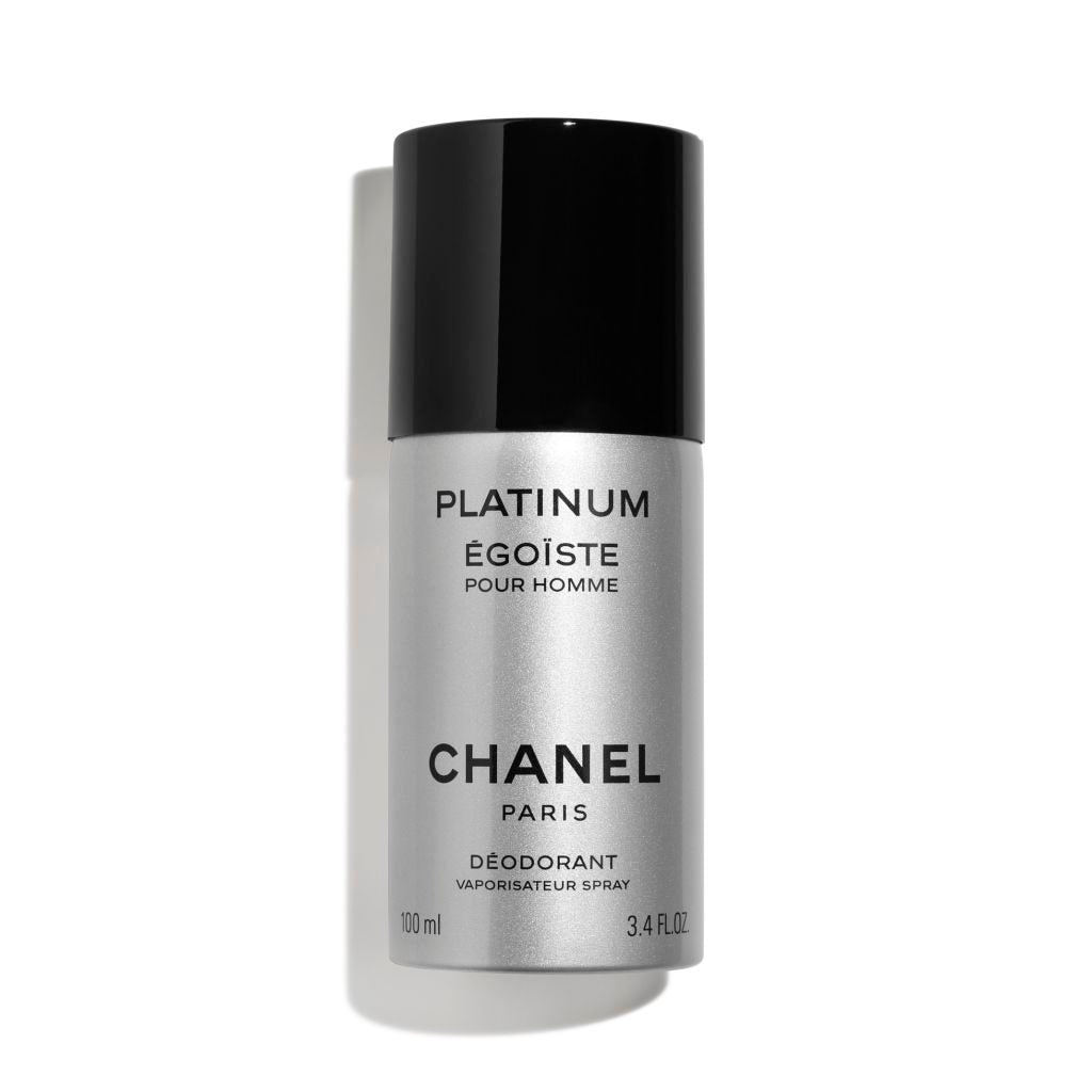 CHANEL PLATINUM ÉGOÏSTE DEODORANT SPRAY
