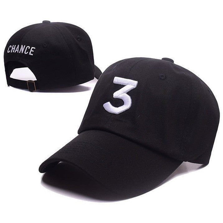 White Chance 3 Cap - Haberfasher