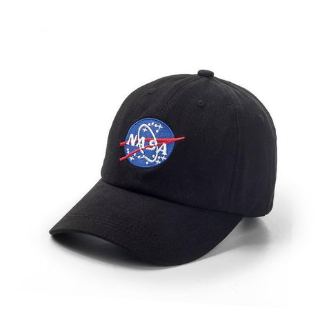 White NASA Cap - Haberfasher