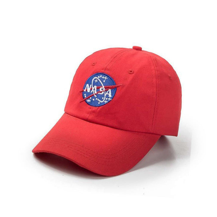 Black NASA Cap - Haberfasher