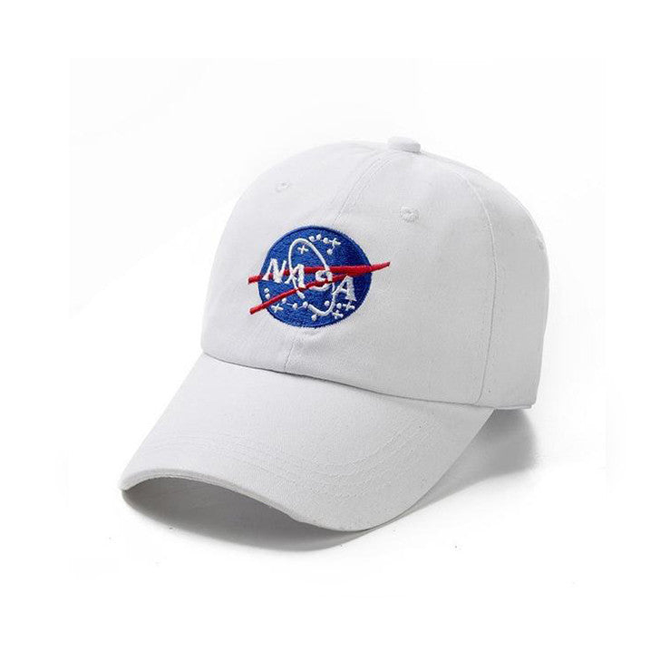 Red NASA Cap - Haberfasher