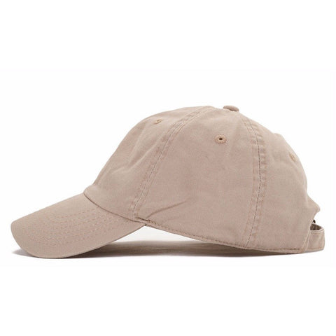 Khaki Kanye West Dropout Bear Cap - Haberfasher