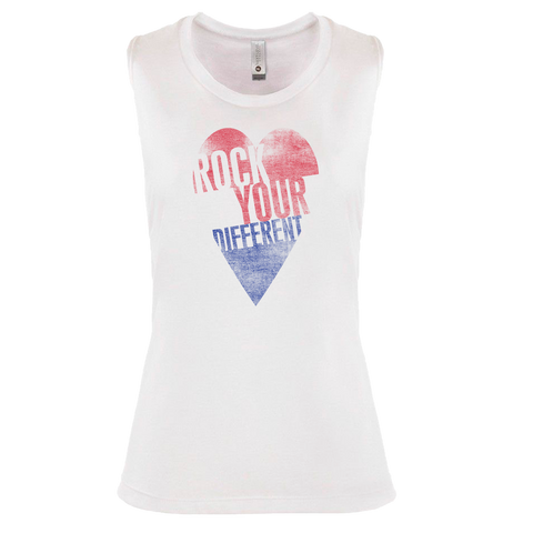 Special Edition 4th of July muscle tank