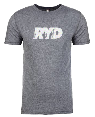 RYD Logo - Men's - Premium Heather
