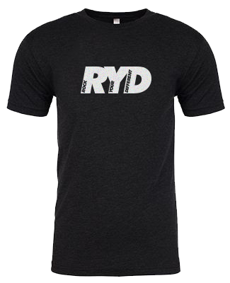RYD Logo - Men's - Vintage Black