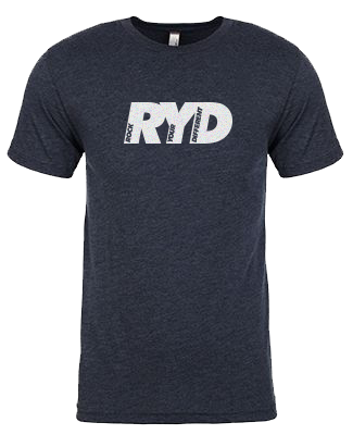 RYD Logo - Men's - Vintage Navy