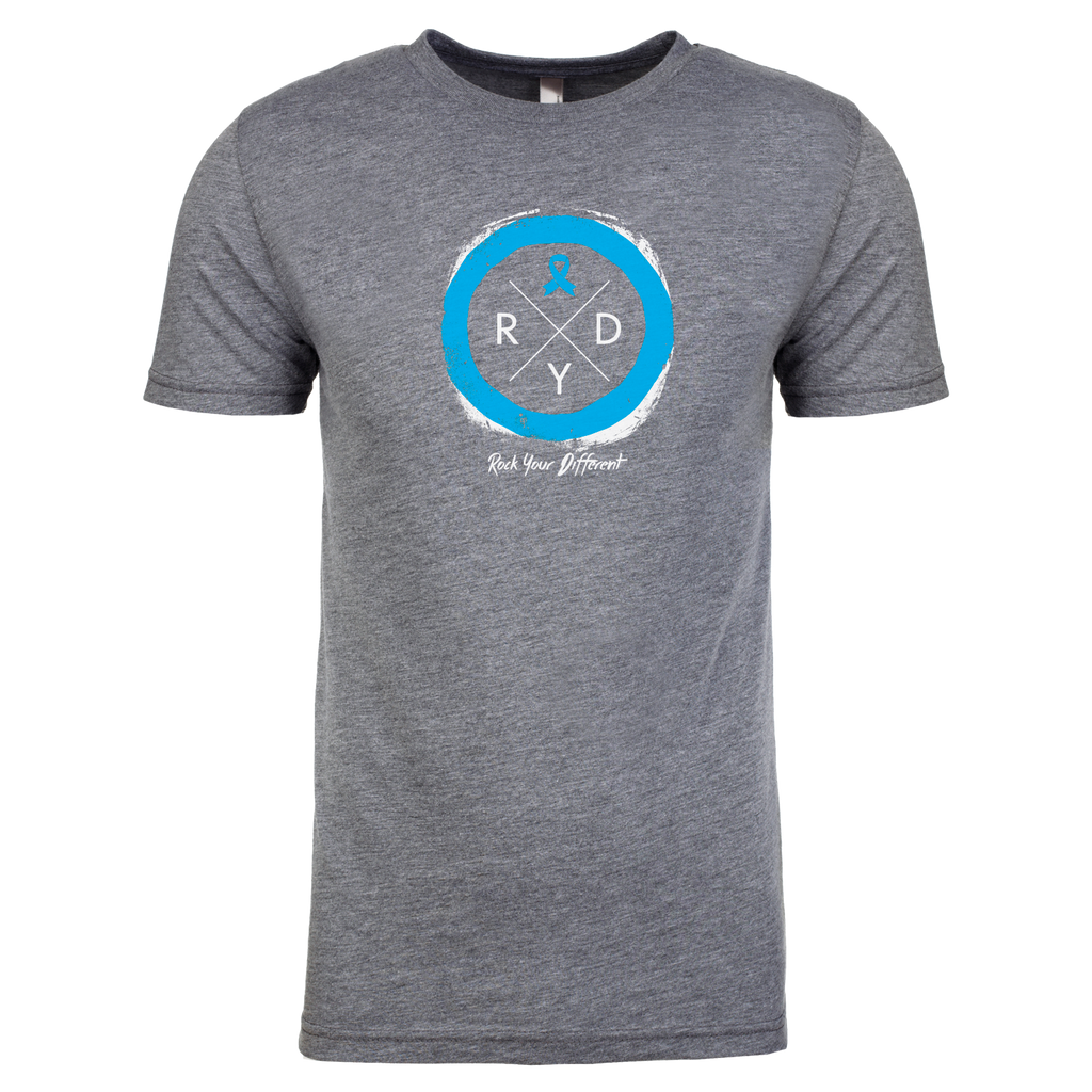Type 1 Circle - Men's - Premium Heather