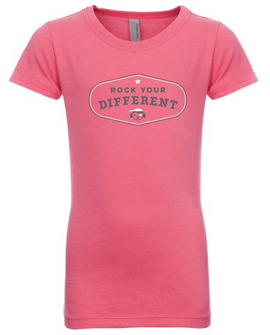 Youth RYD Standard T-Shirt - Girls