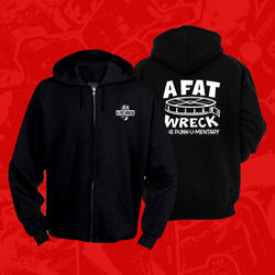 A FAT WRECK HOODIE