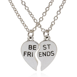 Best Friends Chain Necklace SET - Girlz Code