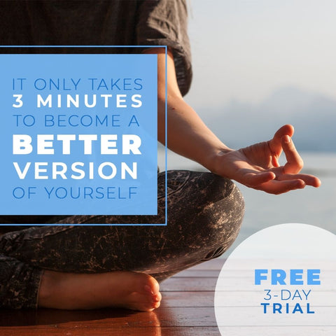 The 3 Minute Uplift