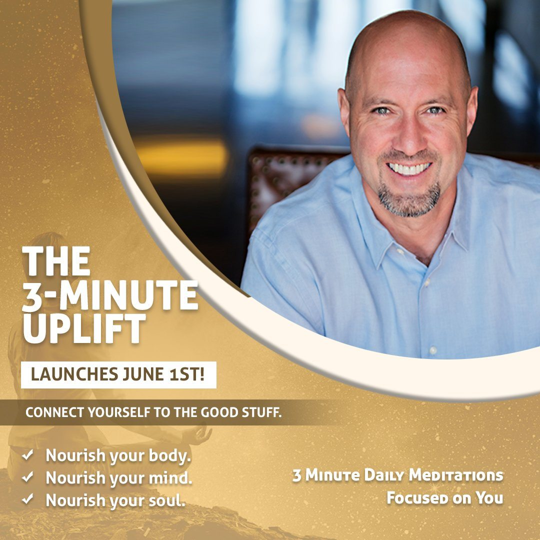 Our Online Daily Reflection. The Daily 3-Minute Uplift Course A Well Run Life