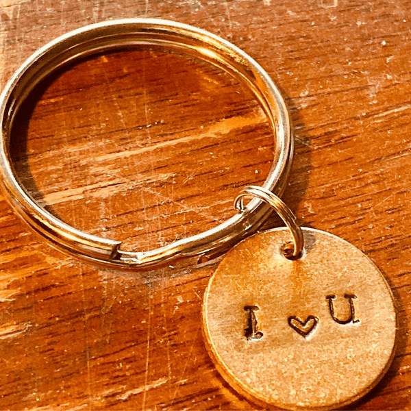Handmade charms are meaningful friendship gifts.