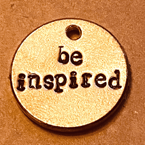 Be Inspired A Well Run Life 1 Charm ($10.99)