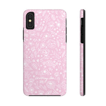 Spring Flower Phone Case - Pink