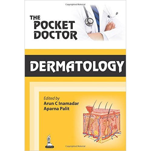 THE POCKET DOCTOR: DERMATOLOGY -Inamadar-jayppe-UNIVERSAL BOOKS