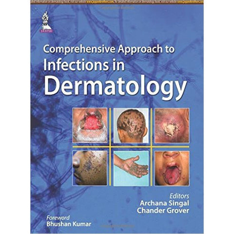 COMPREHENSIVE APPROACH TO INFECT. IN DERMATOLOGY - UNIVERSAL BOOKS