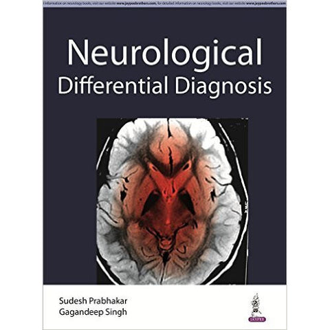 DIFFERENTIAL DIAGNOSIS IN NEUROLOGY-UB-2017-UNIVERSAL BOOKS-UNIVERSAL BOOKS