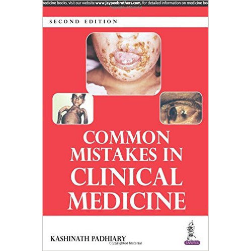 Common Mistakes in Clinical Medicine-REVISION - 24/01-jayppe-UNIVERSAL BOOKS