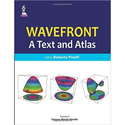 WAVEFRONT: A TEXT AND ATLAS -Pinelli-jayppe-UNIVERSAL BOOKS